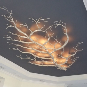Branch Ceiling Lighting
