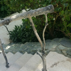 Branch Hand Railings