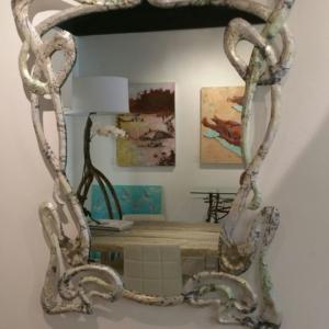 Sculpted Mirror