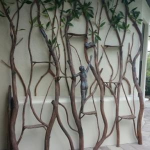 Sculptured Wall Art