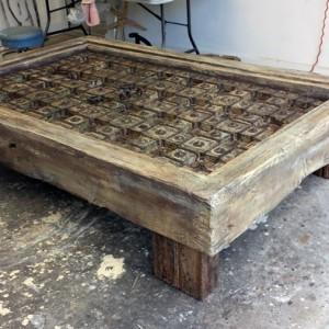 Old Doors Coffee Table