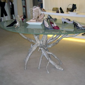 Enchanted Forrest Display Table