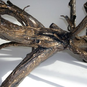 Detail of Enchanted Forest Coffee Table