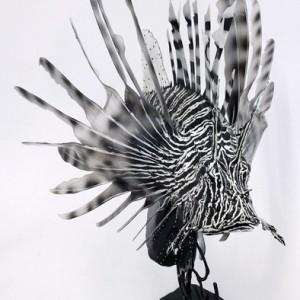 Lionfish Sculpture