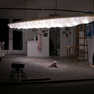 Custom Retail Store Ceiling Light Fixture