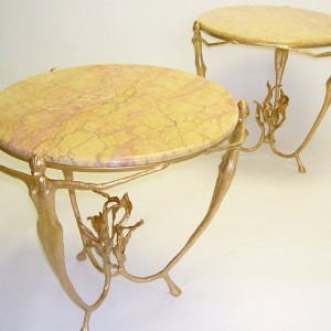 Gold Sea Nymph Tables