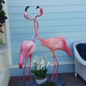 Flamingo Sculptures