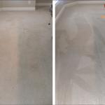 Carpet Cleaning Gwinnett Red Wine Spill B & A 1 JPG