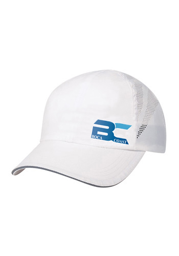 BC Ultralight Fishing Hat in White