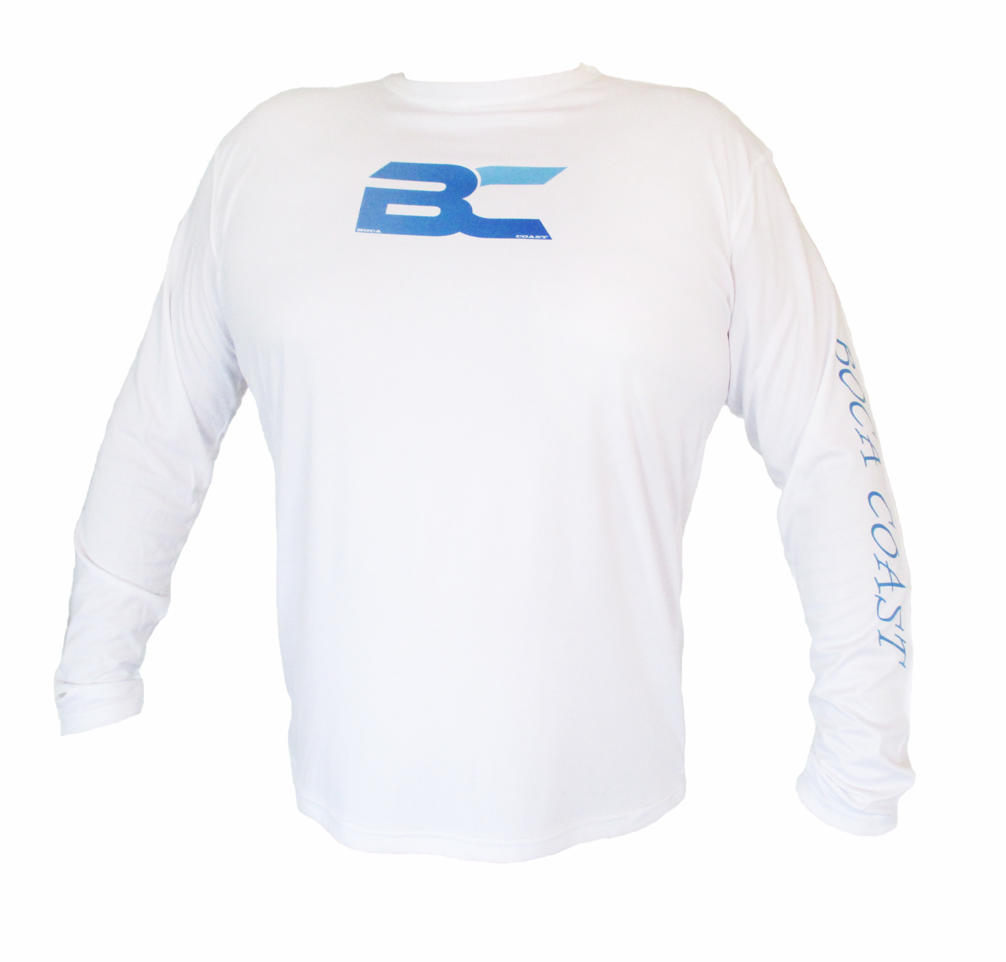 BC long sleeve fishing performance shirt