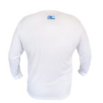 BC back of performance long sleeve fishing shirt