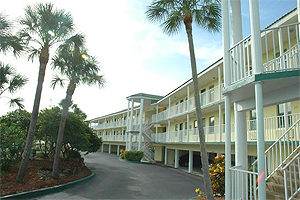 The Sun Coast Inn in Englewood Florida