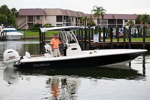 Fort Myers beach fishing charter boat and captain