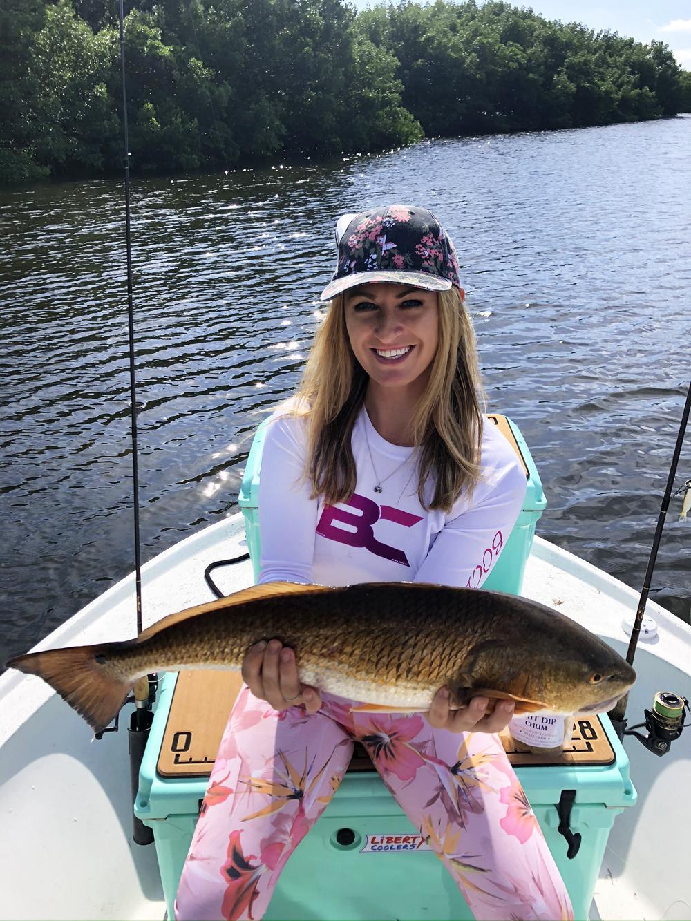 Women's Fishing Shirt