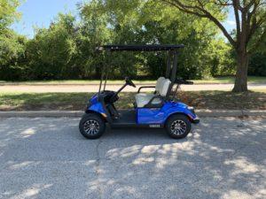 2021 Yamaha Drive2 EFI Aqua Blue Metallic