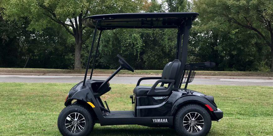 2020 Yamaha Drive2 EFI QuieTech Gas Onyx