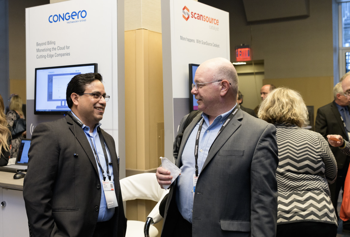 Congero Technology Shares Cloud Platform, Receives Praise at Oracle Industry Connect