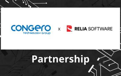 Congero Technology Group Announces Partnership with Relia Systems Ltd.