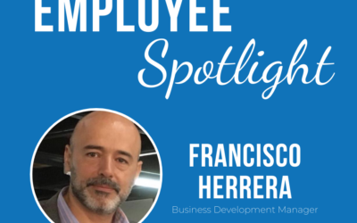 Employee Spotlight: Francisco Herrera