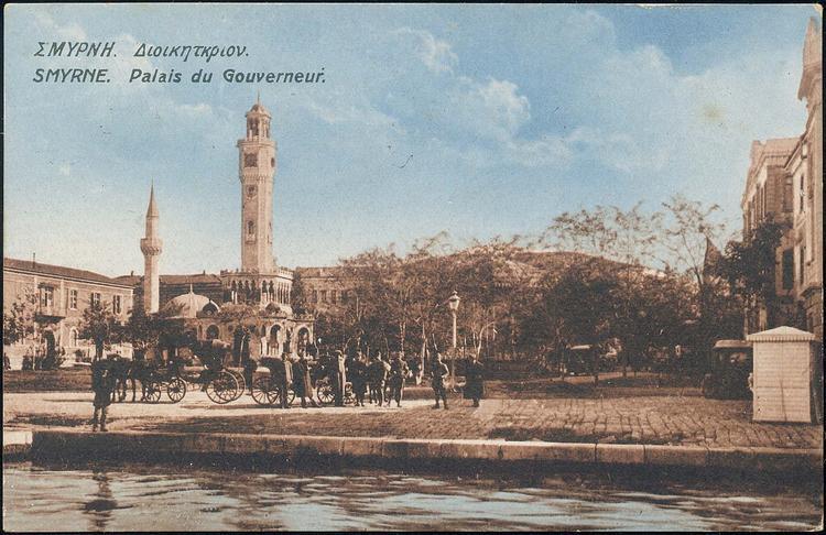 Πλατεία Διοικητηρίου - Σ. Σαραντόπουλος