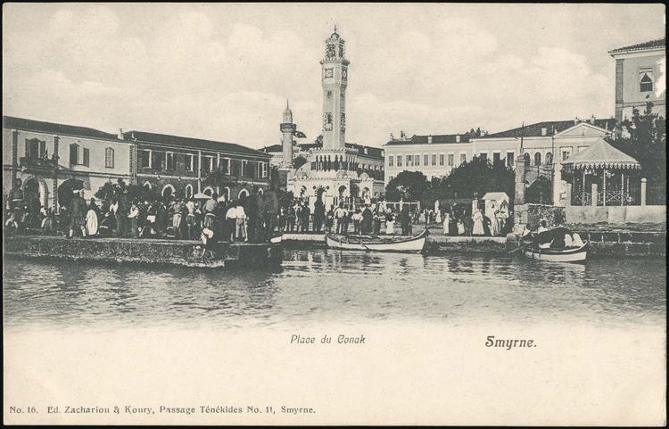 Πλατεία Διοικητηρίου - Ζαχαρίου Κουρή 16