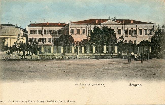 Πλατεία Διοικητηρίου - Ζαχαρίου Κουρή 11