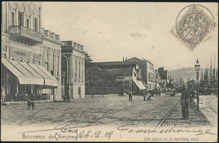 Όψη Καφενείου 26-Φεβ-1908