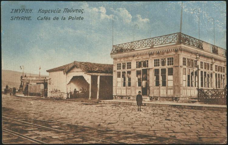 """Καφενείο """"Corso"""" και Λούνα Παρκ στην Πούντα"""