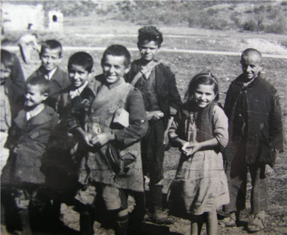 Αετόπουλα στο Σουφλί 1944
