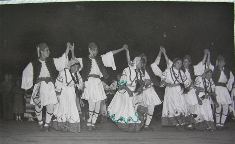 1952 χορευτικό
