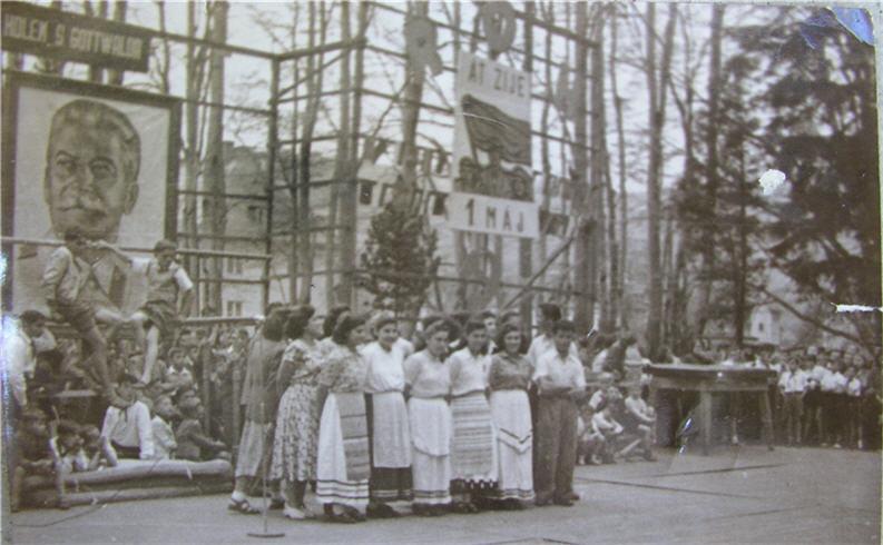 Πρωτομαγιά 1953