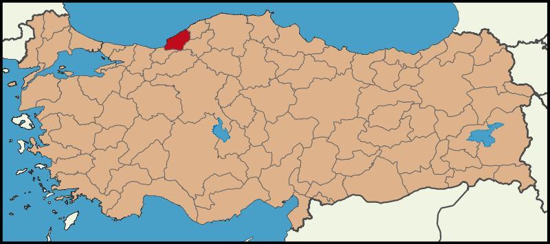 Zonguldak.