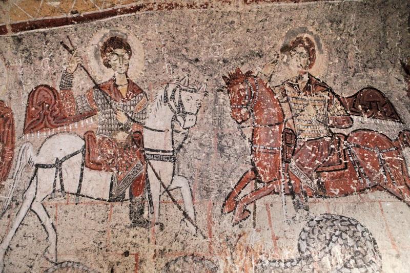 Εκκλησία των Όφεων-Άγιος Δημήτριος-Άγιος Θεόδωρος