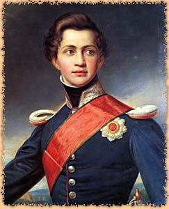 Όθωνας - βασιλιάς της Αγγλίας (1833-1862)