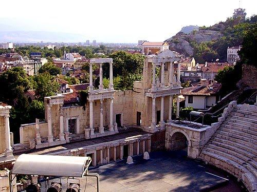Ρωμαϊκό θέατρο Φιλιππούπολης