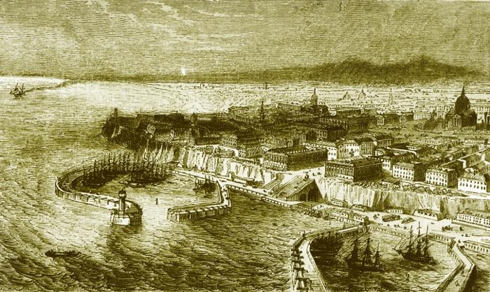 Η Οδησσός στις αρχές του 19ου αιώνα