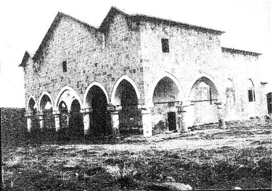 Ιερός Ναός Αγίας Μακρίνας