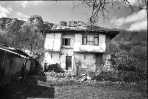 Παλιά κατοικία στο Κρυόνερο Αν.Θράκης