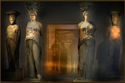 Καρυάτιδες- φωτογραφία Βικιπαιδείας