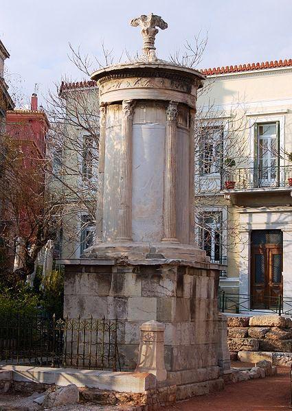 425px-Choragic_Monument_of_Lysicrates