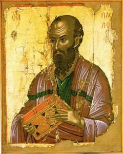 Απόστολος Παύλος, Μονή Σταυρονικήτα
