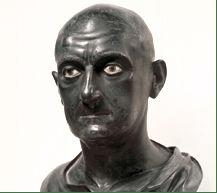 Σκιπίων Αφρικανός ο πρεσβύτερος· Διεθνές Μουσείο Νάπολης, Ιταλία.(φωτο Βικιπαιδεία)