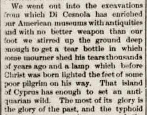 """Εφημερίδα """"Evening capital journal"""" Ορλάντο ΗΠΑ, - 9 Νοεμβρίου 1891"""