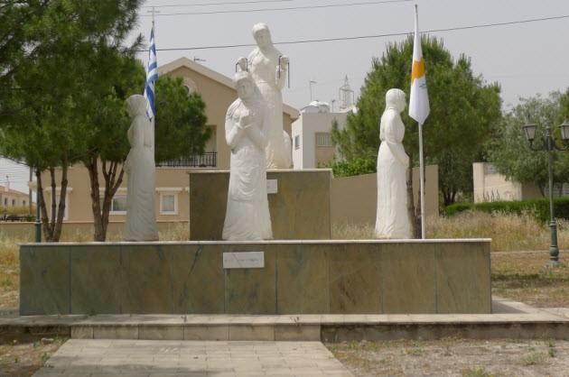 Μνημείο Κυπρίας μητέρας (σελίδα kypseli.ouc.ac.cy)