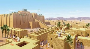 Ur- World's first great cosmopolitan city