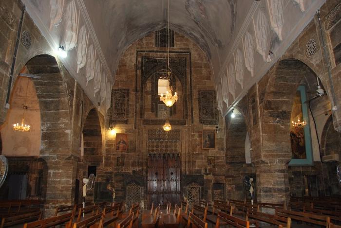 Caldean church of al-Tahra - Mosul
