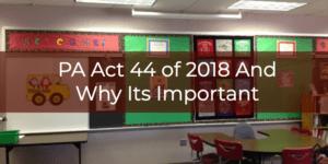 PA Act 44