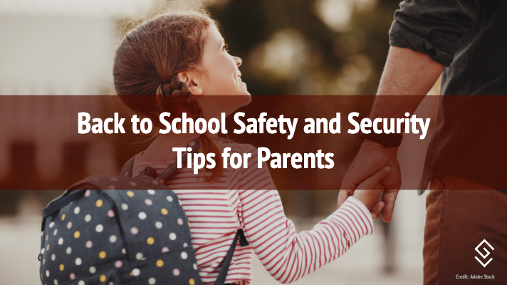 School Safety and Security Tips