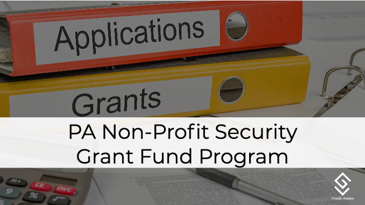 PA Nonprofit Security Grant Fund