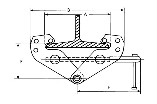Blueprint of Trolley